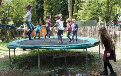 Dag trampoline